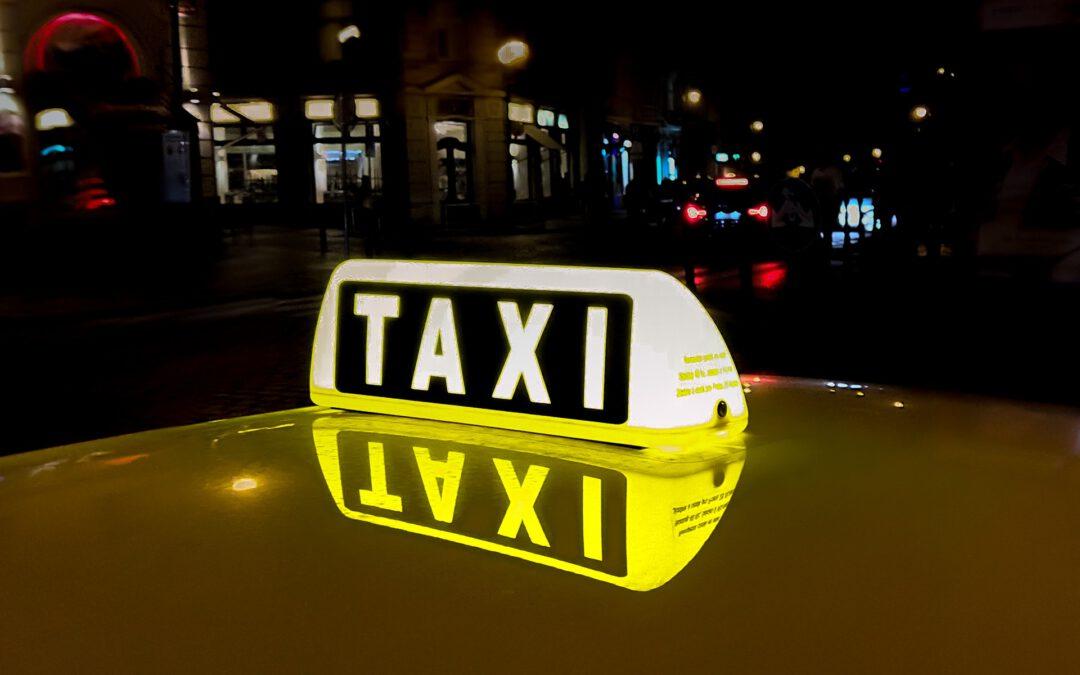Met de taxi in coronatijd, hoe zit dat?